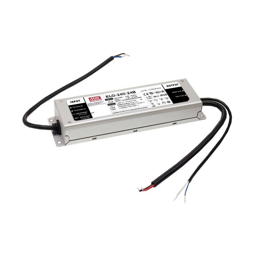 Mean Well ELG-240-42AB-3Y AC/DC Box Type - Enclosed 42V 5.71A Single output LED driver