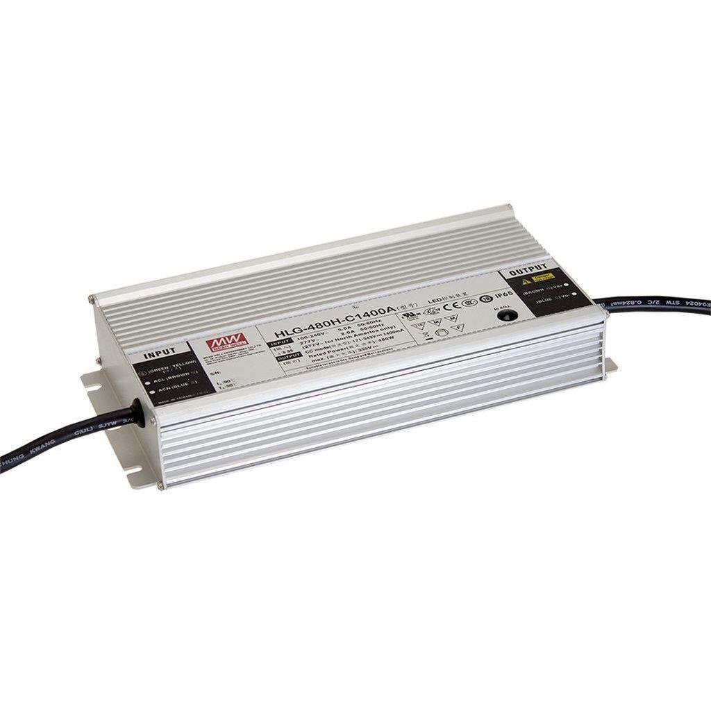 Mean Well AC/DC C.C Box Type - Enclosed 280V 2.1A LED Driver