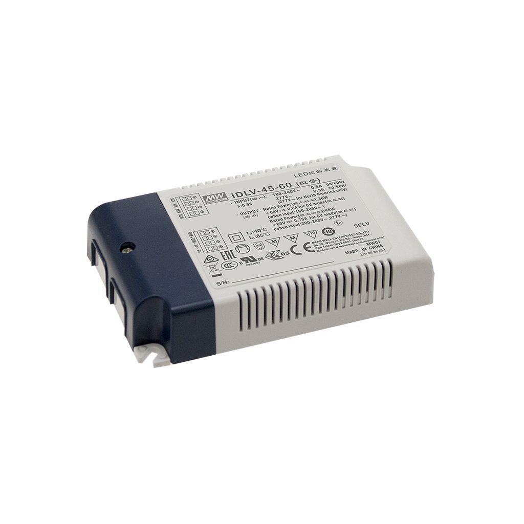 Mean Well AC/DC Box Type - Enclosed 60V 45A Power Supply