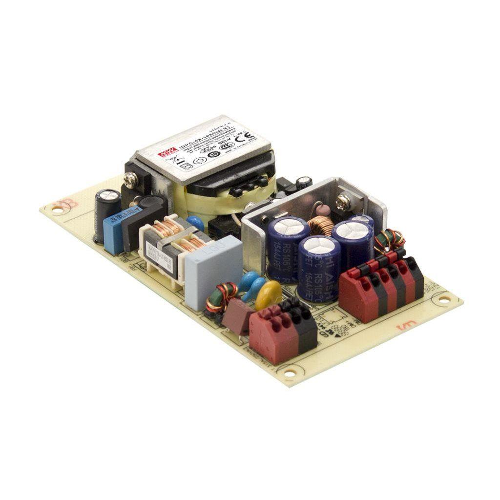 Mean Well AC/DC Open Frame - PCB 90V 0.5A Power Supply