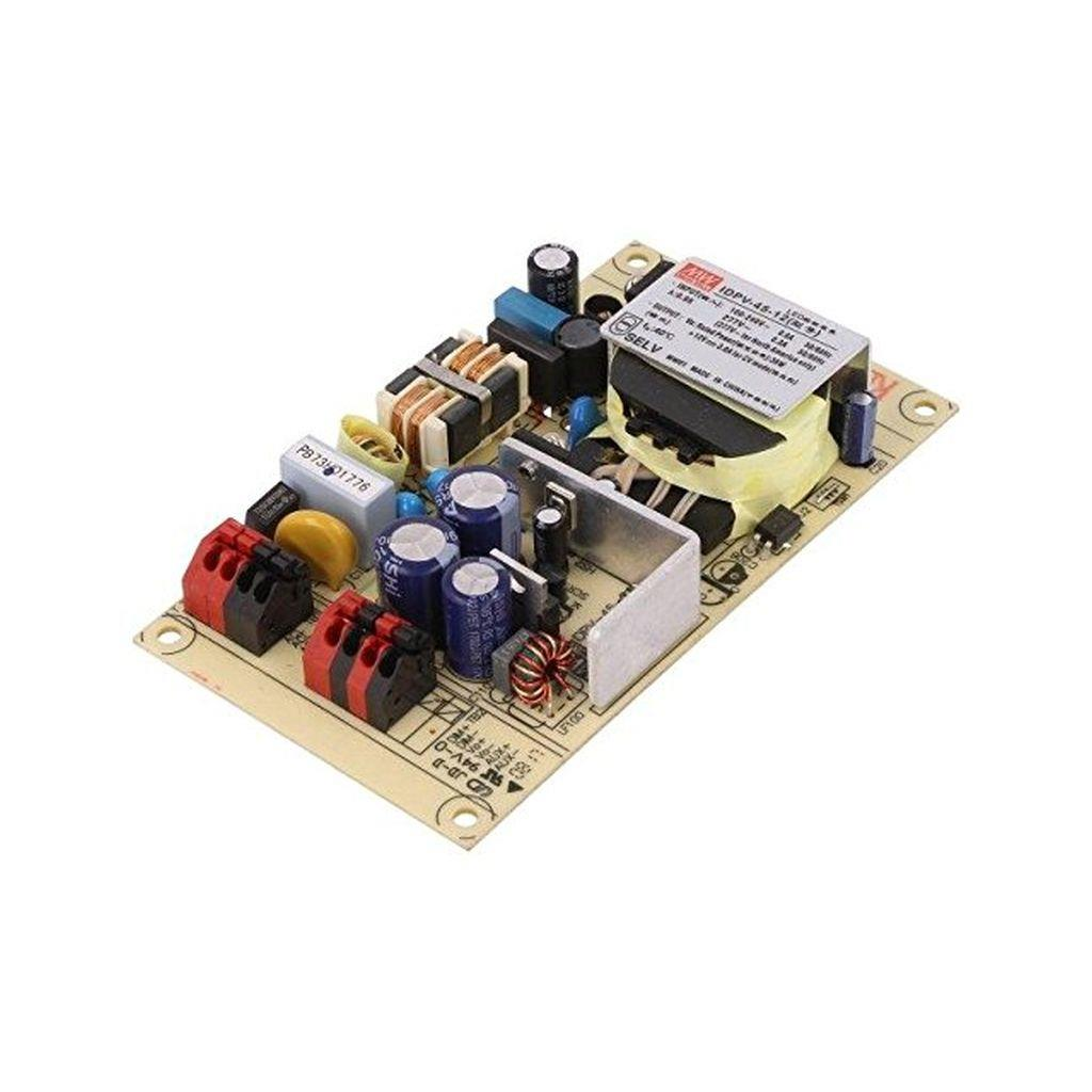 Mean Well AC/DC Open Frame - PCB 24V 45A Power Supply