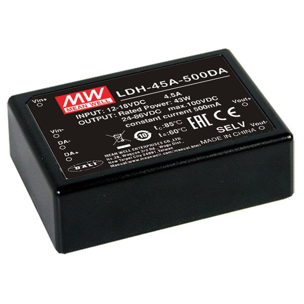 Mean Well DC/DC Box Type - Enclosed 86V 0.5A Power Supply