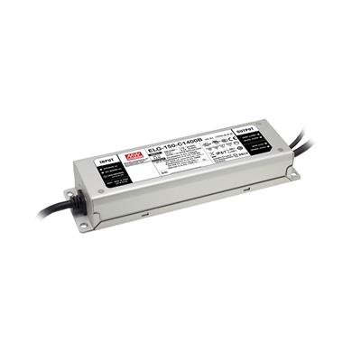 Mean Well ELG-150-C2100AB-3Y AC/DC Box Type - Enclosed 72V 2.1A Single output LED driver