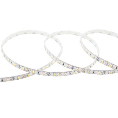 Blueview FN-3528A-60-24-40K-RA95-10mm 3528A LED Strip; Color White; Input 24Vdc; CCT 4000K; CRI 95+ ; 5m per reel; 60 leds per meter; Power per meter 4.8W