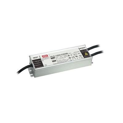Mean Well HLG-120H-15AB AC/DC Box Type - Enclosed 15V 8A Single output LED driver