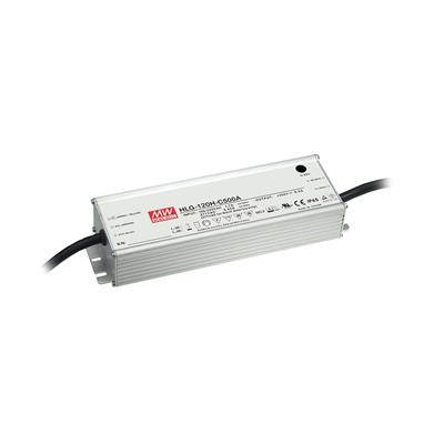 Mean Well HLG-120H-C1400A AC/DC C.C. Box Type - Enclosed 108V 1.4A Single output LED driver