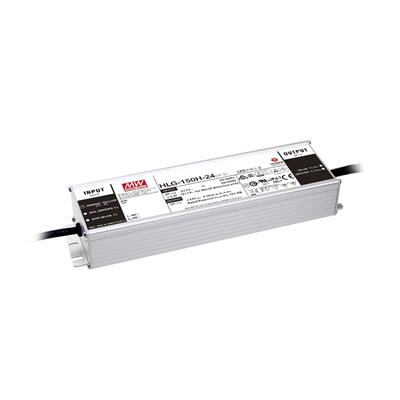 Mean Well HLG-150H-24AB AC/DC Box Type - Enclosed 24V 6.3A Single output LED driver