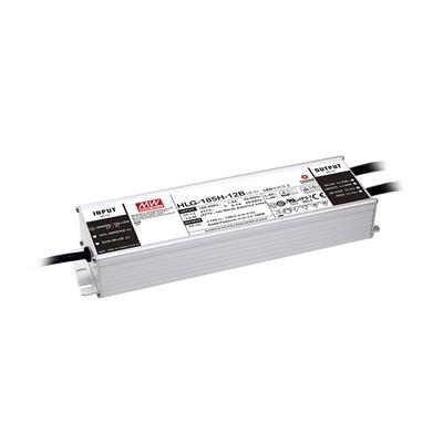 Mean Well HLG-185H-42AB AC/DC Box Type - Enclosed 42V 4.4A Single output LED driver