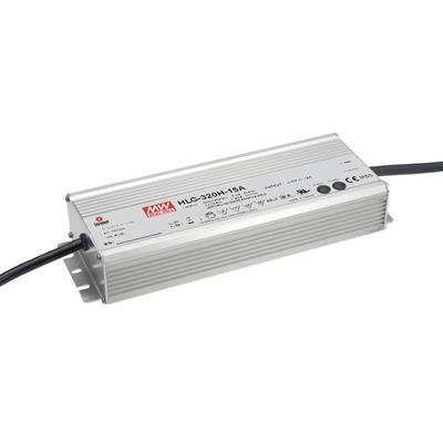 Mean Well HLG-320H-36 AC/DC C.V. C.C.  Box Type - Enclosed 36V 9A Single output LED driver