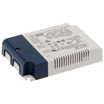 Mean Well IDLV-25A-24 AC/DC C.V. Box Type - Enclosed 24V 1.05A LED Driver