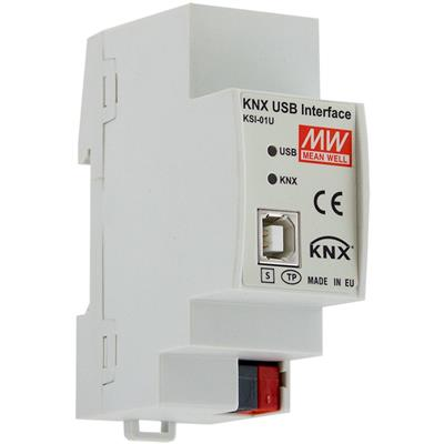 Mean Well KSI-01U  DIN rail