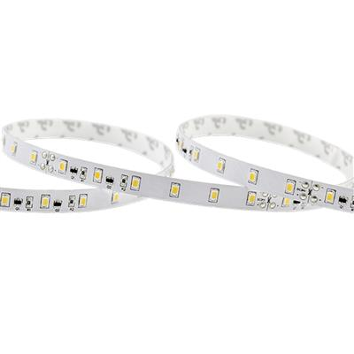 Blueview LN-2835A-120-24-30K-RA80-10W 2835 Long Run LED Strip; Color White; Input 24Vdc; CCT 3000K; CRI 80+ ; 5m per reel; 120 leds per meter; Power per meter 10.08W