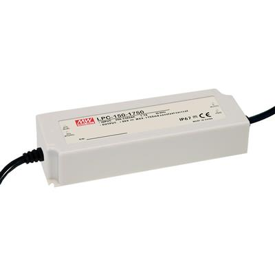 Mean Well LPC-150-1050 AC/DC C.C. Box Type - Enclosed 144V 1.05A Single output LED driver