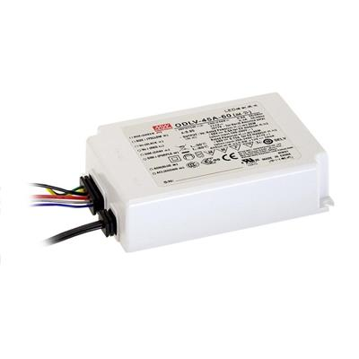 Mean Well ODLV-45A-36 AC/DC C.V. Box Type - Enclosed 36V 1.25A LED Driver